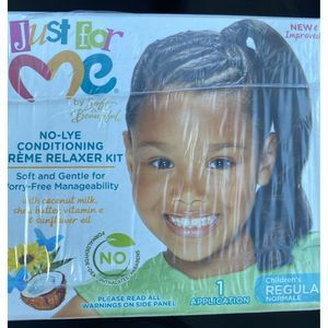 Just For Me Kids Conditioning Creme Relaxer